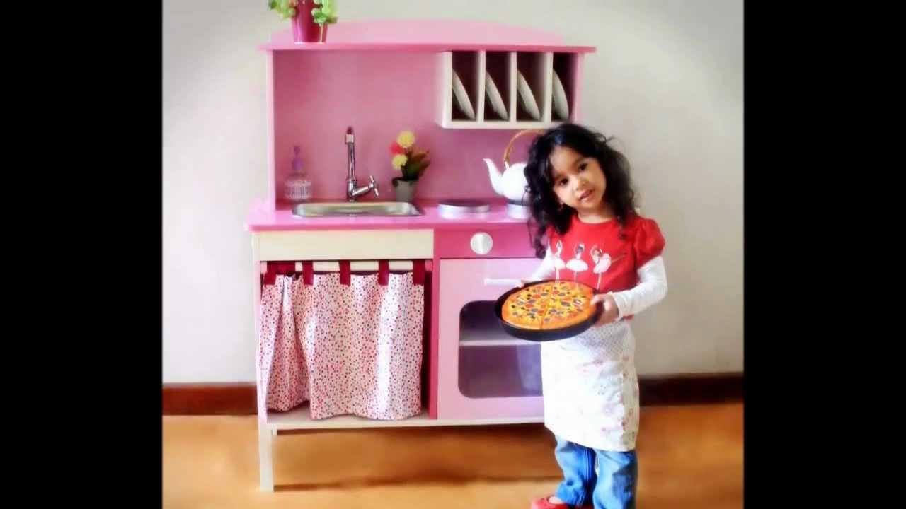 Dapur Mainan Anak Kepiku YouTube