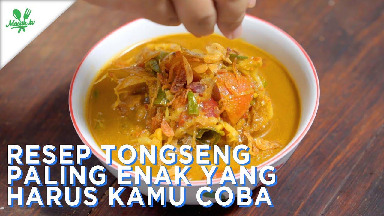 Resep Tongseng Paling Enak Yang Harus Kamu Coba!!!