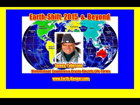 Energy Springs & Earth Shifts 2015 & Beyond - Crysto-Electric Life Forms & Devics