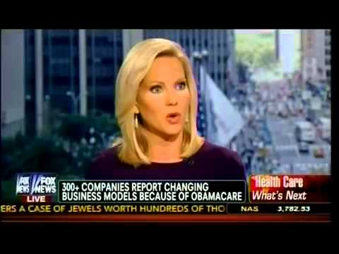 300+ Companies Report Changing Business Models Because Of Obamacare - 17th October 2013