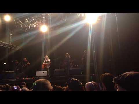 Patti Smith - No more war live in Vienna Arena 4.7.2016