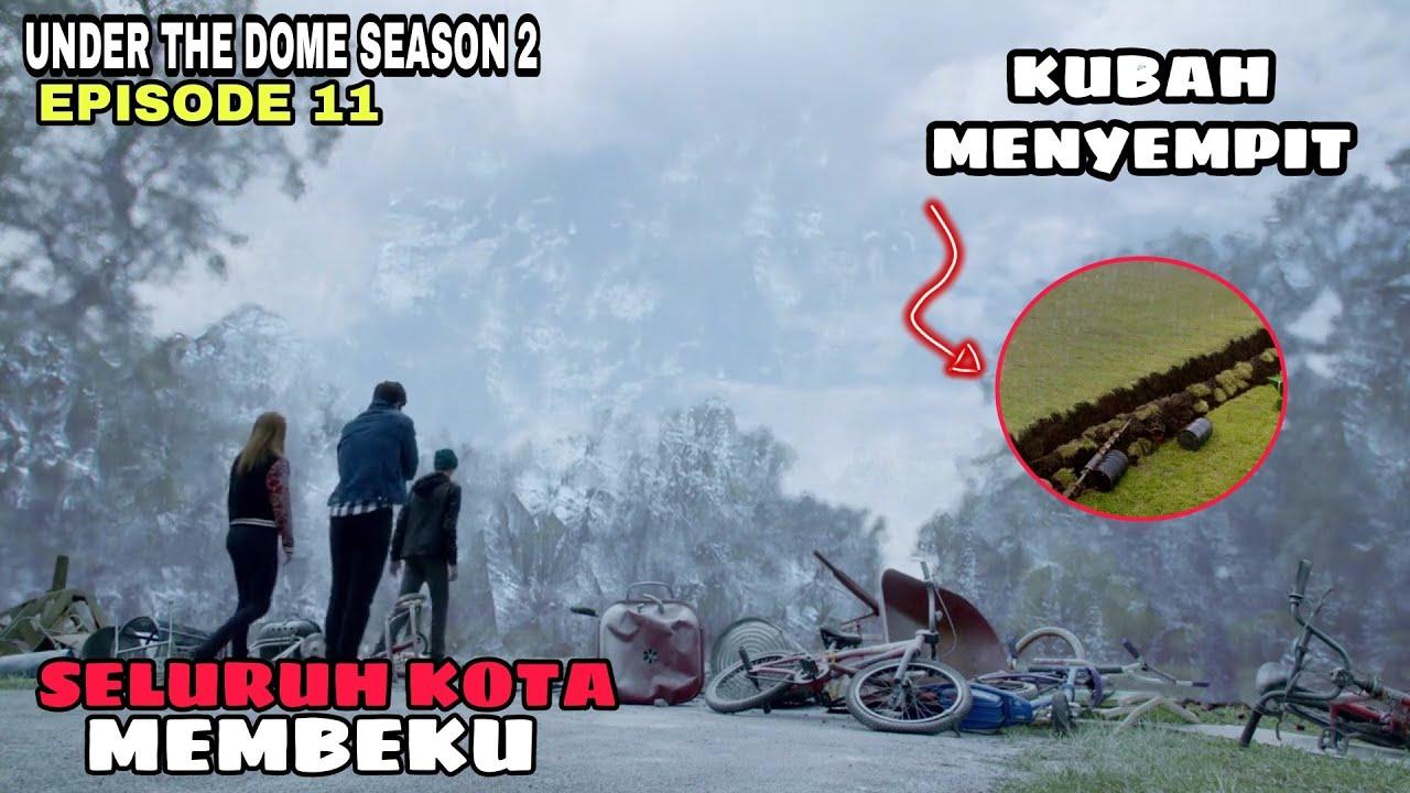 """Download KUBAH MENGECIL DAN KOTA MEMBEKU_Alur cerita film """"under the dome season 2 episode 11"""" 2014"""