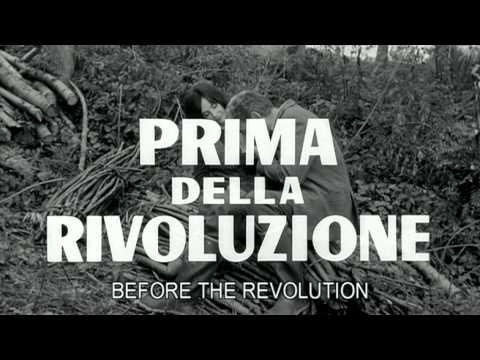 Trailer do filme Antes da Revolução