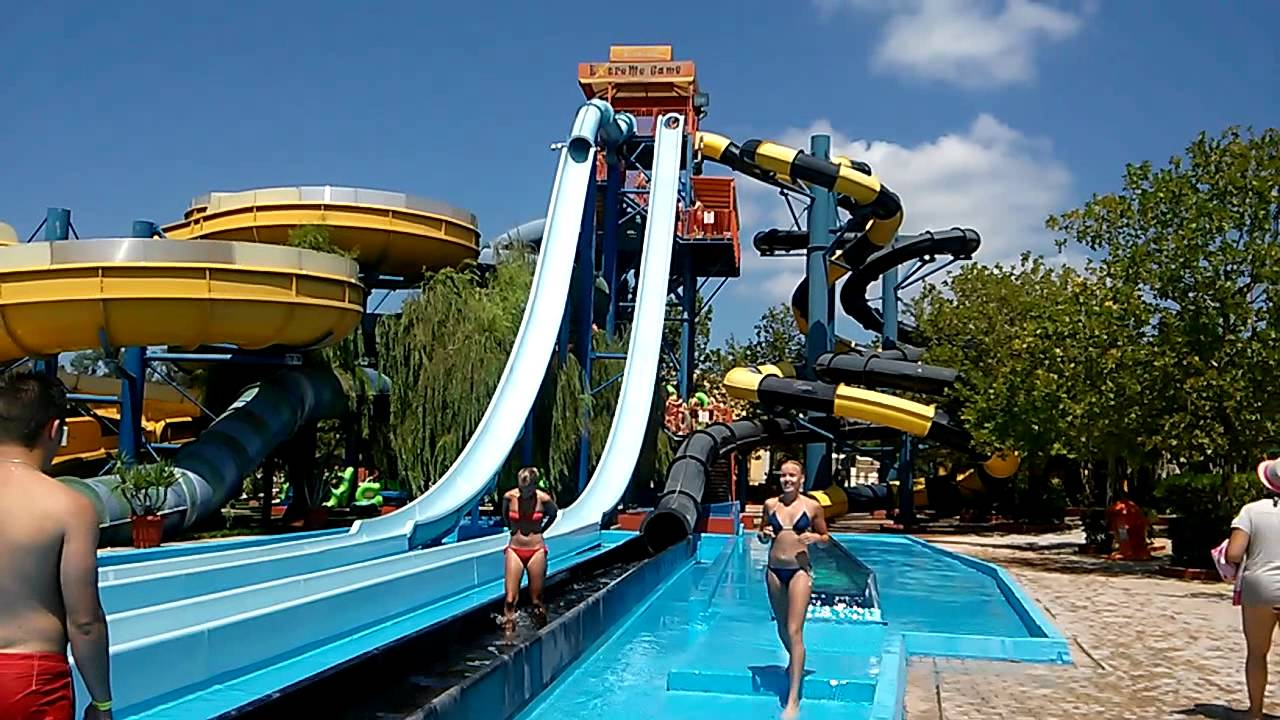 Hotels In Corfu With Water Park