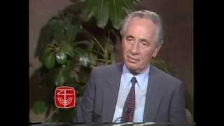 The Spielberg Film Archive - Teleconference with Shimon Peres