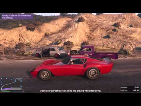 GTA 5 Online Car Meet PS4 - Nation of United Gaming - 7th October 2015