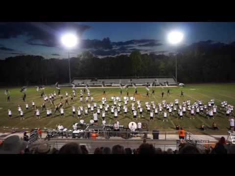 Mauldin High School Marching Band September 18, 2016