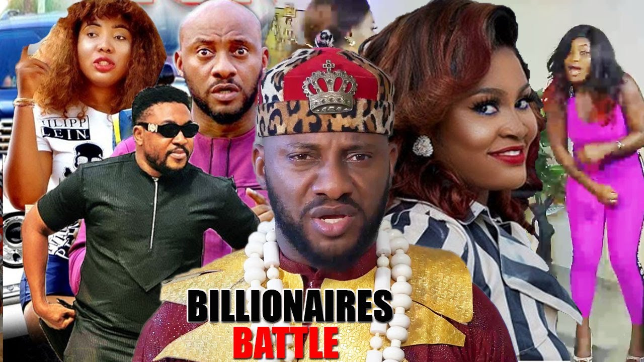 Billionaires Battle Part 1&2 (New Movie Hit) - Yul Edochie|Chizzy Alichi 2020 Latest Nollywood Movie