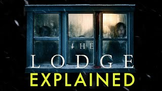 THE LODGE (2020) Explained