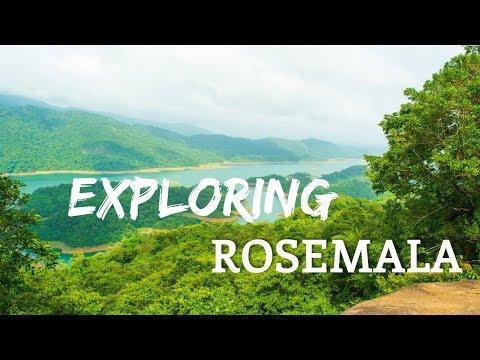 റോസ്മല - A must go place   Awesome view   Off-road