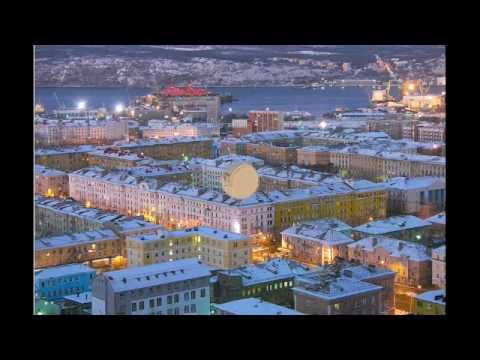 знакомства города мурманска