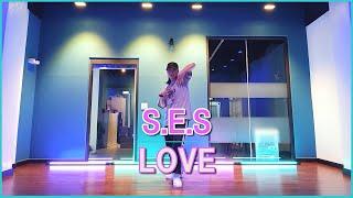 S.E.S (에스이에스) - LOVE (러브) | Dance Cover 90년대 안무 댄스커버 | 거울모드 …