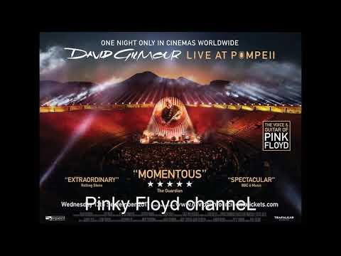 David Gilmour, 'Live at Pompeii'