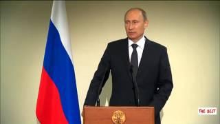 Путин обосрал Порошенко  Супер Прикол!