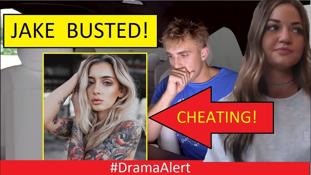 Jake Paul CAUGHT CHEATING on Erika Costell! #DramaAlert GREG PAUL S3X T4PE!