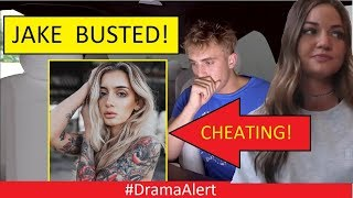 Jake Paul Caught Cheating On Erika Costell Dramaalert Greg Paul S3x T4pe