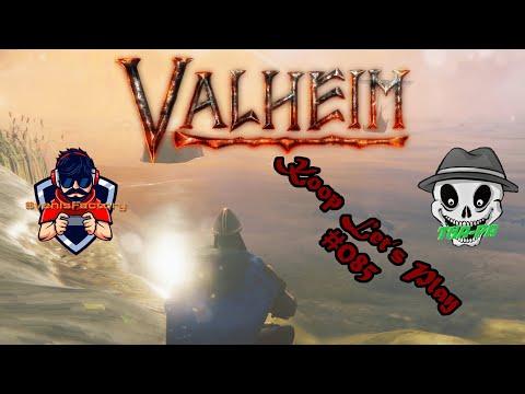 Wenn du nicht zum Sumpf kommst, kommt der Sumpf halt zu dir - Valheim Koop Let's Play 085
