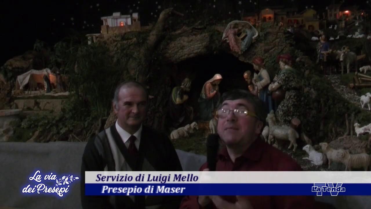La via dei Presepi - 17 - Maser