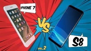 Samsung S8 vs iPhone 7 - Díl 2 - [po týdnu]