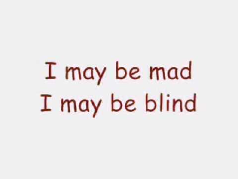 Annie Lennox - Why w/Lyrics