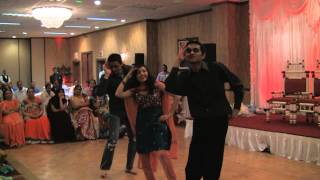 Bollywood Mix Dance Performance at Gaurang & Vaishali