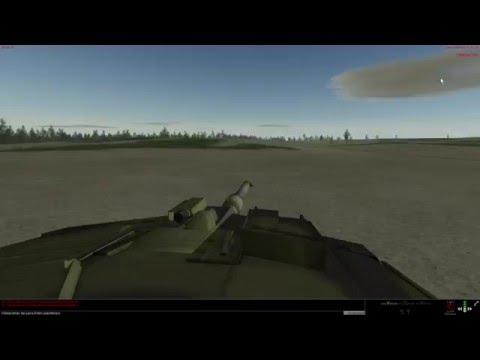 Steelbeast pro, leopard 2A5 multicrew part 2, as sleep deprived tank commander