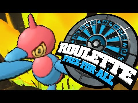 That's MY Line (ROULETTE FFA)