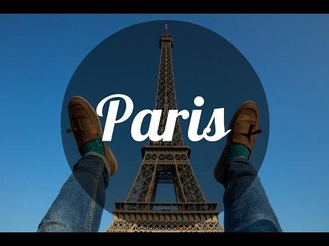 Travelogue: Paris 2016