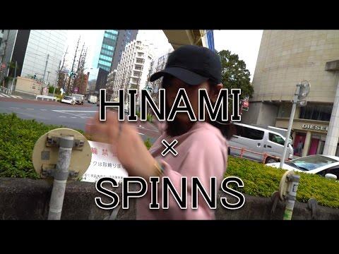 【KikiRara×SPINNS】vol.5_HINAMI