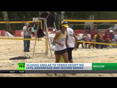 Brazil beat Italy to claim beach tennis world title