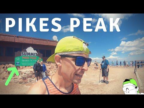 pikes-peak-ascent-update-+-it-band-injury,-straight-talk
