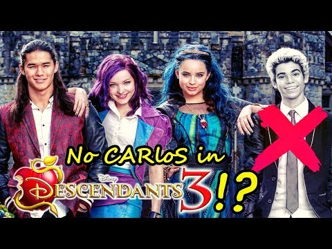 Descendants 3 Is Cameron Boyce Leaving Disney Youtube