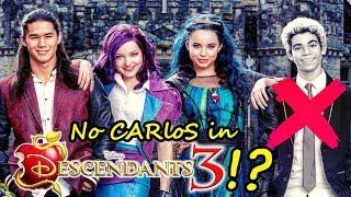 DESCENDANTS 3 🍎 Is CAMERON BOYCE Leaving Disney?! 😨