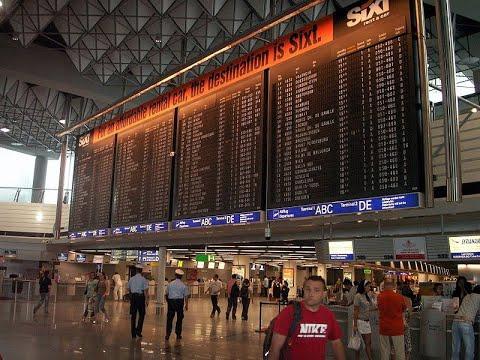 إلغاء مئات الرحلات بسبب إضراب في مطارات ألمانيا  - 10:55-2019 / 1 / 16