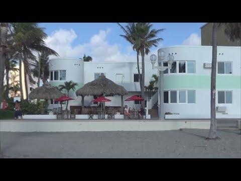 Walkabout Beach Resort, Hollywood, Florida