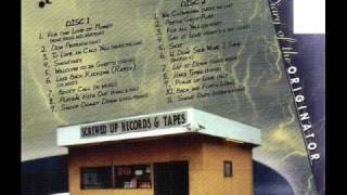 DJ Screw - 2 Pints Deep - Kalifornia