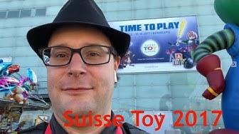 Suisse Toy 2017 - ein Kurzbesuch