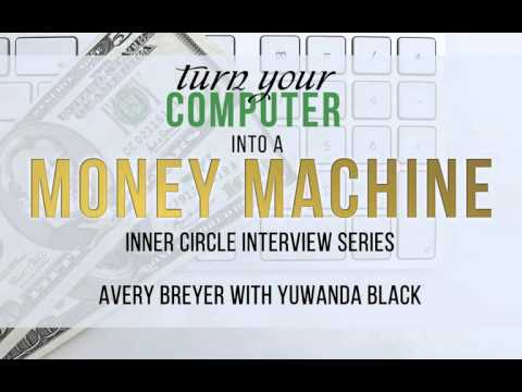 Becoming a Freelance Writer: Yuwanda Black Interview w/Avery