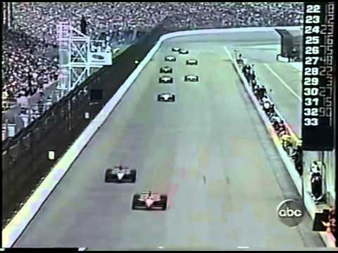 Indy Racing League Bloopers Indy 500 2000
