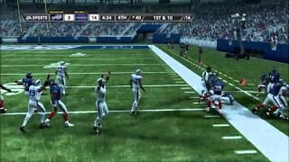 SML Week 6 Buffalo Bills @ NY Giants