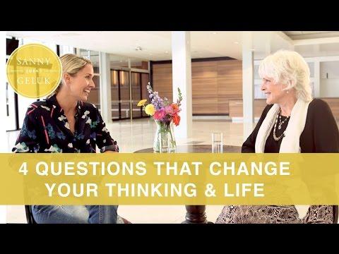 Interview Byron Katie | Sanny zoekt Geluk