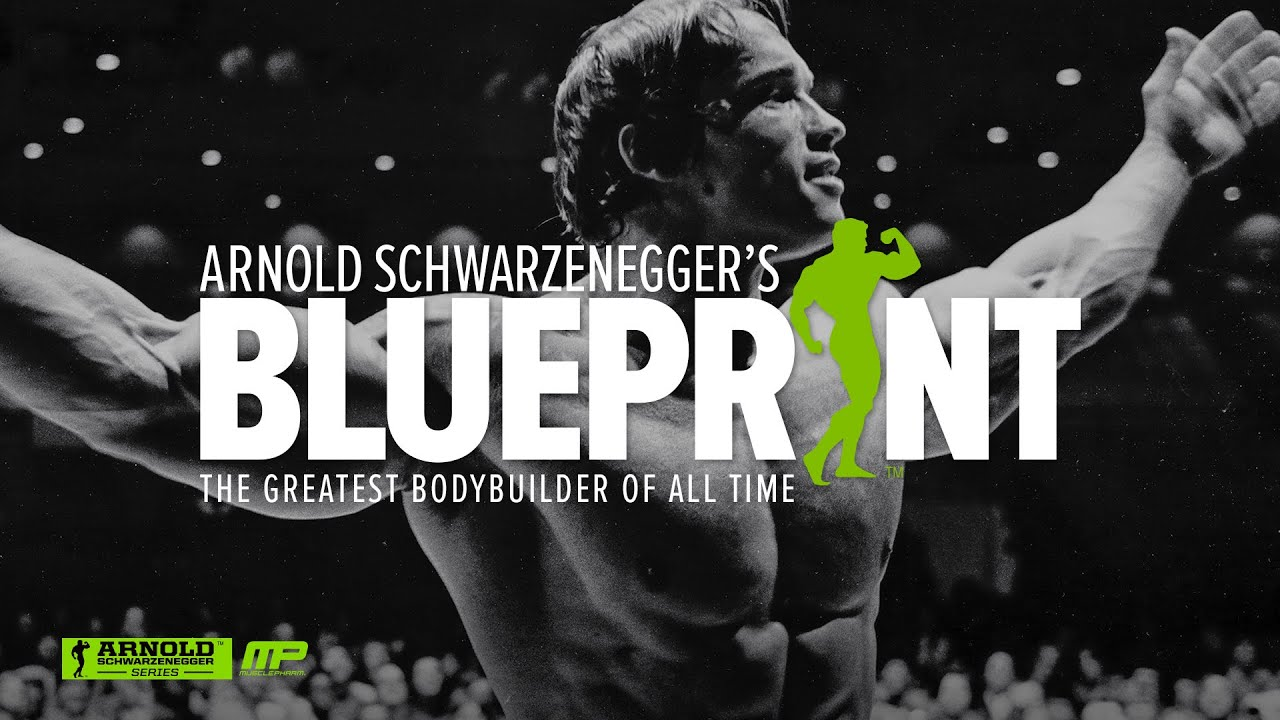 Arnold schwarzeneggers blueprint training program trailer youtube malvernweather Choice Image