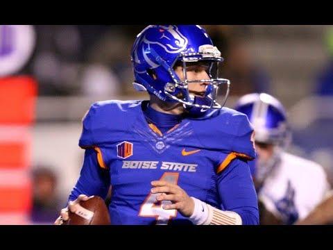 The Next Great Boise State QB    Brett Rypien Highlights