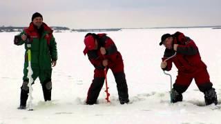 видео 5 лучших ледобуров