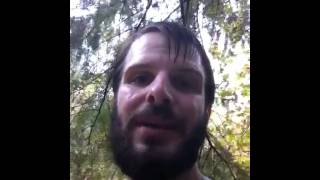 Primitive camping - foraging 1: Not quite seafood