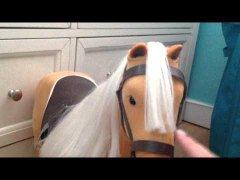 American Girl Palomino Horse Review