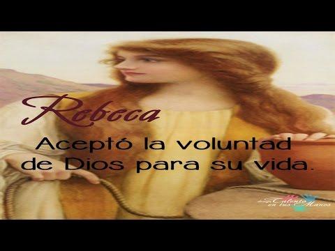 REBECA - Mujer de la Biblia