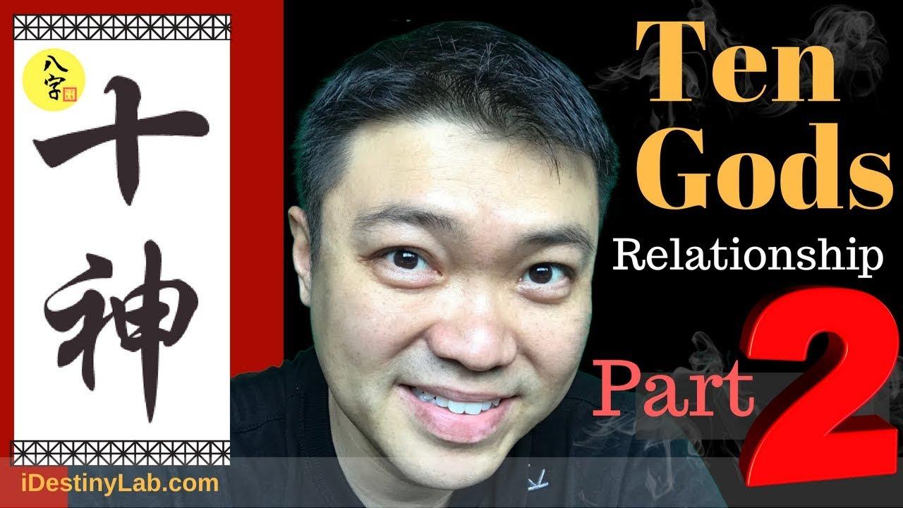 Learn BaZi, Read BaZi   10 Gods Series (Part 2)   Understanding of the 10  Gods (十神正星偏星)