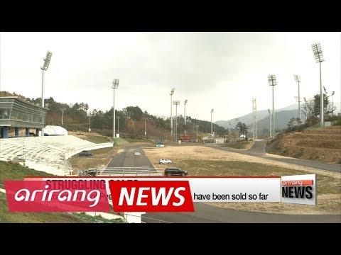 2018 PyeongChang Winter Olympics offline ticket sales start nationwide from November