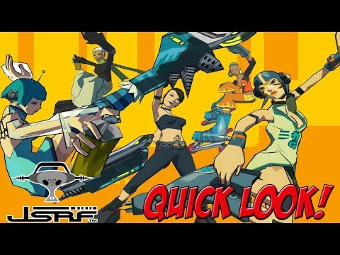 Jet Set Radio Future! Story Mode Quick Look - YoVideogames
